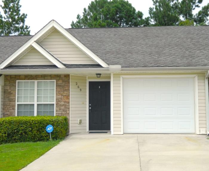 Southern siding augusta ga - Townhome For Rent 269 Caldwell Circle Augusta Ga 30909